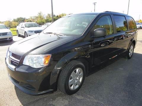 2011 Dodge Grand Caravan for sale in Jackson, MI