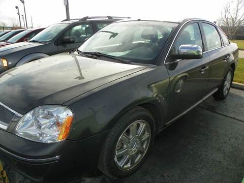 2007 Ford Five Hundred for sale in Jackson, MI