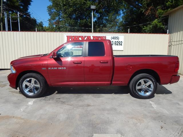 Ram Ram Pickup 1500 For Sale In Lawton Ok Carsforsale Com