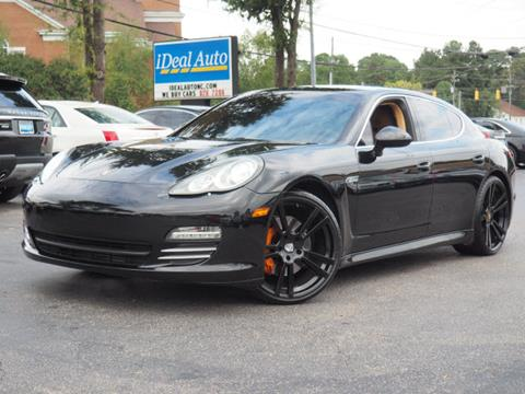 2011 Porsche Panamera for sale in Raleigh, NC