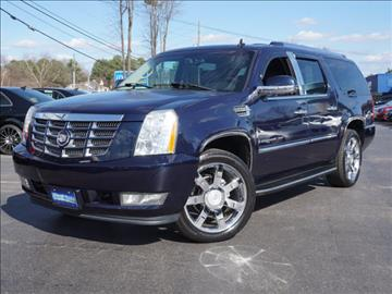 cadillac escalade esv for sale raleigh nc. Black Bedroom Furniture Sets. Home Design Ideas