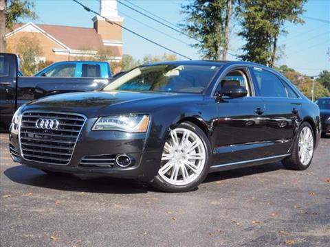 2014 Audi A8 L for sale in Raleigh, NC