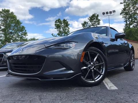Used Mazda Mx 5 Miata For Sale In North Carolina Carsforsale Com