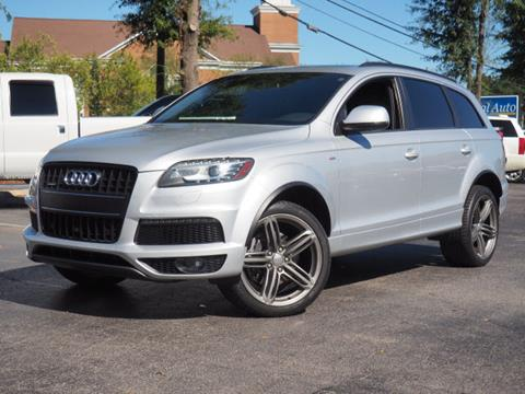 2013 Audi Q7 for sale in Raleigh, NC