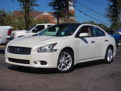 2010 Nissan Maxima for sale in Raleigh, NC