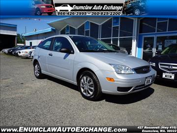 2007 Ford Focus for sale in Enumclaw, WA