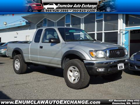2003 Toyota Tacoma for sale in Enumclaw, WA