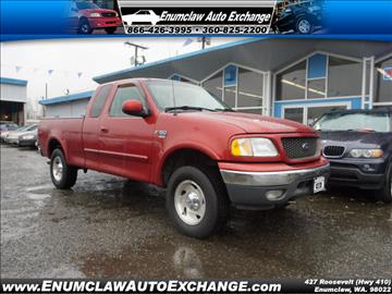 2000 Ford F-150 for sale in Enumclaw, WA