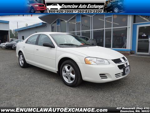 2006 Dodge Stratus for sale in Enumclaw, WA