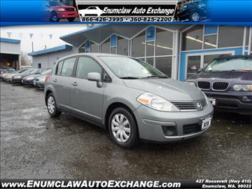 2007 Nissan Versa for sale in Enumclaw, WA