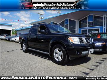 2005 Nissan Frontier for sale in Enumclaw, WA