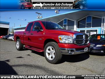 2008 Dodge Ram Pickup 1500 for sale in Enumclaw, WA