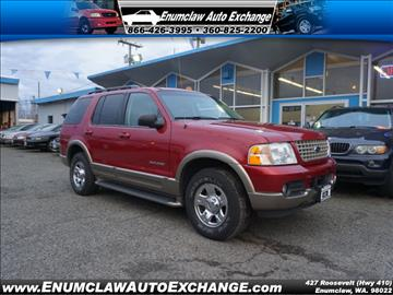 2002 Ford Explorer for sale in Enumclaw, WA