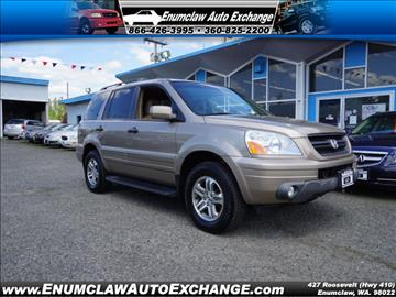 2004 Honda Pilot for sale in Enumclaw, WA