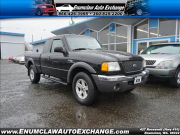 2003 Ford Ranger for sale in Enumclaw, WA