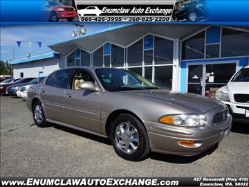 2004 Buick LeSabre for sale in Enumclaw, WA