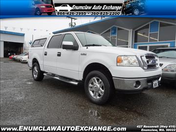 2008 Ford F-150 for sale in Enumclaw, WA