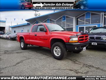 2000 Dodge Dakota for sale in Enumclaw, WA