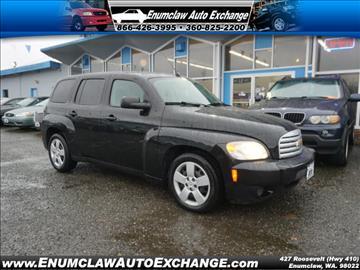 2010 Chevrolet HHR for sale in Enumclaw, WA