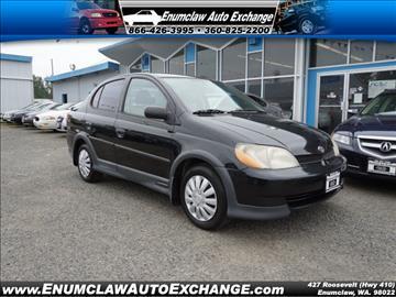 2001 Toyota ECHO for sale in Enumclaw, WA