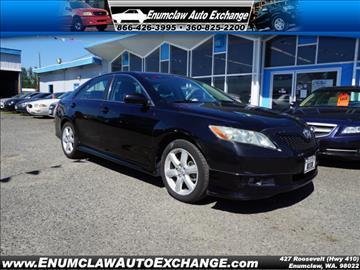 2007 Toyota Camry for sale in Enumclaw, WA