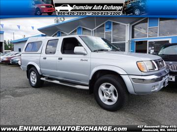 2000 Nissan Frontier for sale in Enumclaw, WA