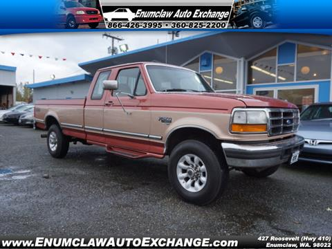 1995 Ford F-250 for sale in Enumclaw, WA