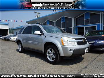 2006 Chevrolet Equinox for sale in Enumclaw, WA