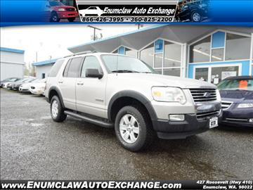 2007 Ford Explorer for sale in Enumclaw, WA