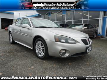 2006 Pontiac Grand Prix for sale in Enumclaw, WA
