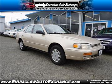 1995 Toyota Camry for sale in Enumclaw, WA
