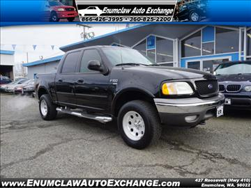 2003 Ford F-150 for sale in Enumclaw, WA