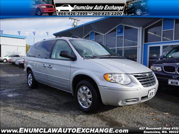 2006 Chrysler Town and Country for sale in Enumclaw, WA