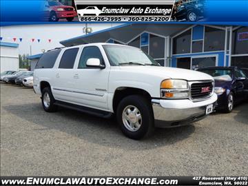 2001 GMC Yukon XL for sale in Enumclaw, WA