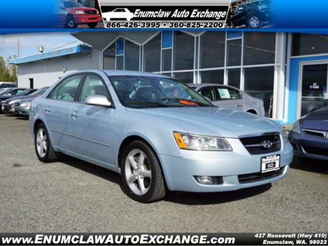 2007 Hyundai Sonata for sale in Enumclaw, WA