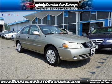 2004 Nissan Sentra for sale in Enumclaw, WA