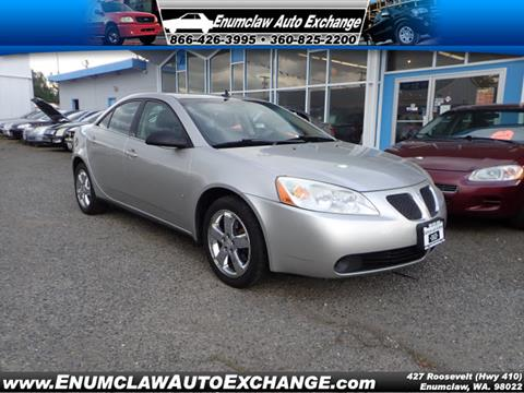 2008 Pontiac G6 for sale in Enumclaw, WA