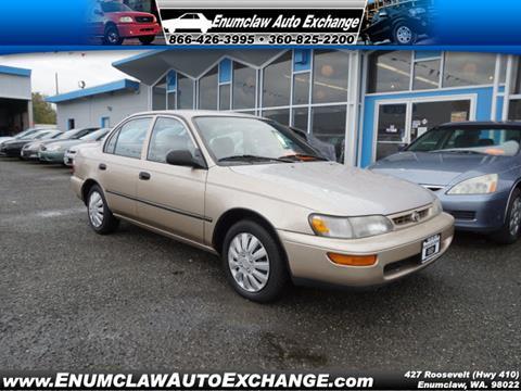 1997 Toyota Corolla for sale in Enumclaw, WA