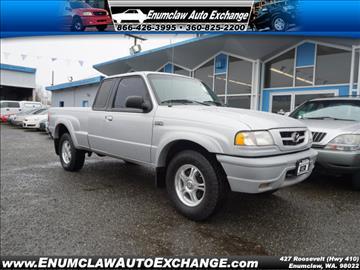 2002 Mazda Truck for sale in Enumclaw, WA