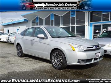 2009 Ford Focus for sale in Enumclaw, WA