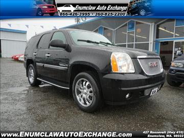 2007 GMC Yukon for sale in Enumclaw, WA