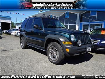 2005 Jeep Liberty for sale in Enumclaw, WA