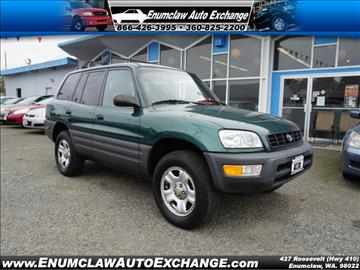 1999 Toyota RAV4 for sale in Enumclaw, WA