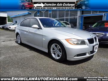 2008 BMW 3 Series for sale in Enumclaw, WA