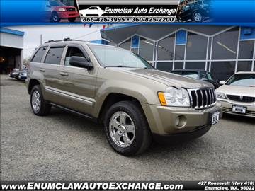 2005 Jeep Grand Cherokee for sale in Enumclaw, WA