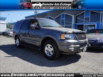 2005 Ford Expedition for sale in Enumclaw, WA