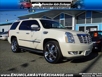 2007 Cadillac Escalade for sale in Enumclaw, WA