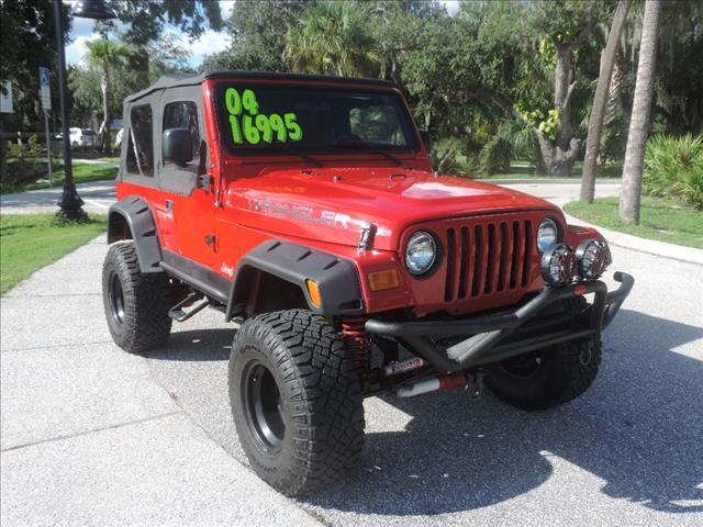 2004 Jeep Wrangler for sale in Charlotte Harbor FL