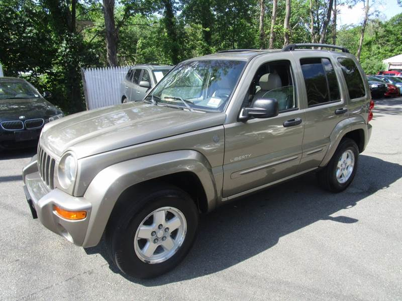 2004 jeep liberty limited 4wd 4dr suv in ledgewood nj. Black Bedroom Furniture Sets. Home Design Ideas