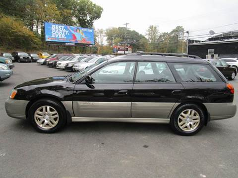 2001 Subaru Outback for sale in Ledgewood, NJ